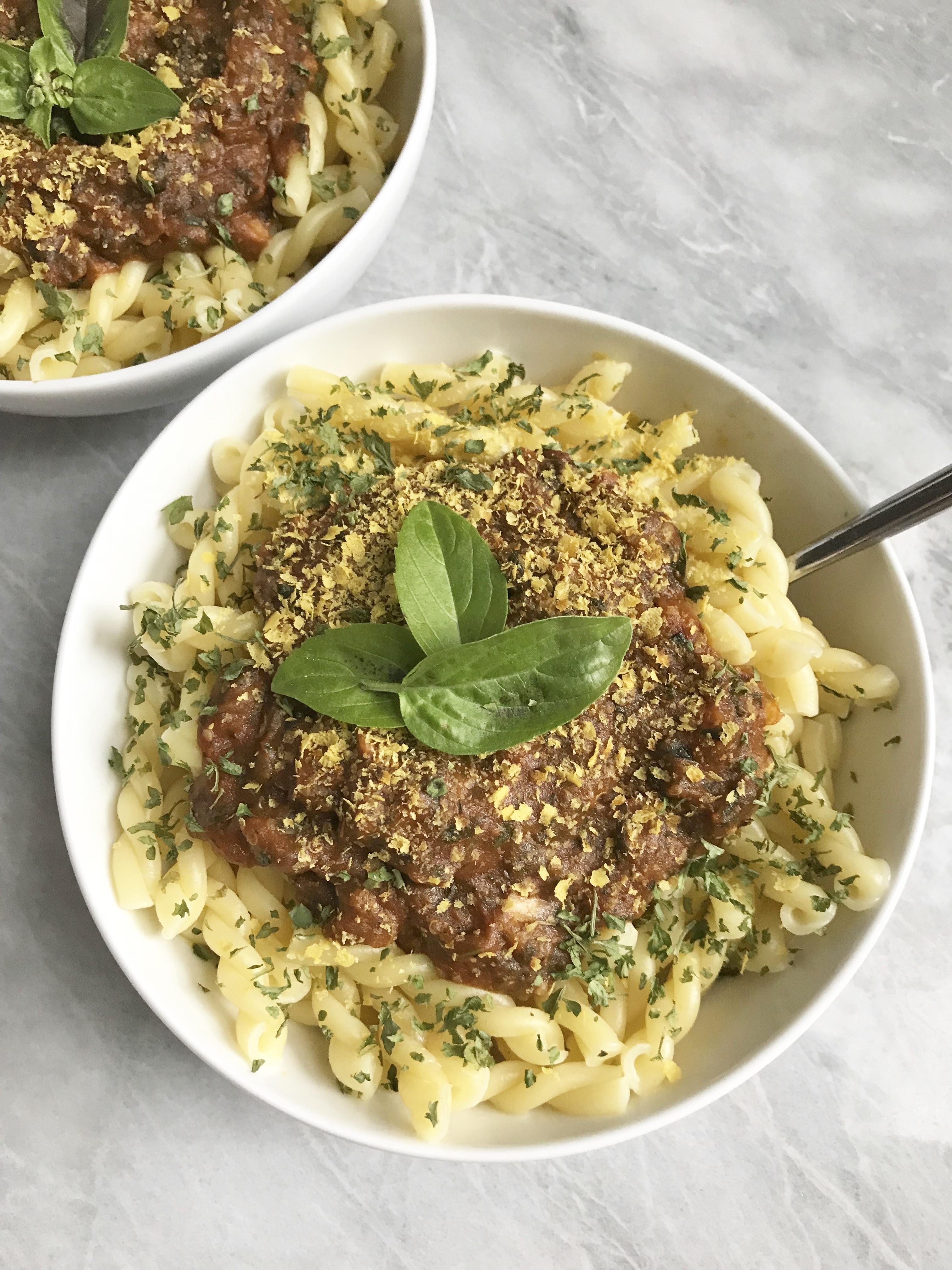 Supergreens Pasta Sauce