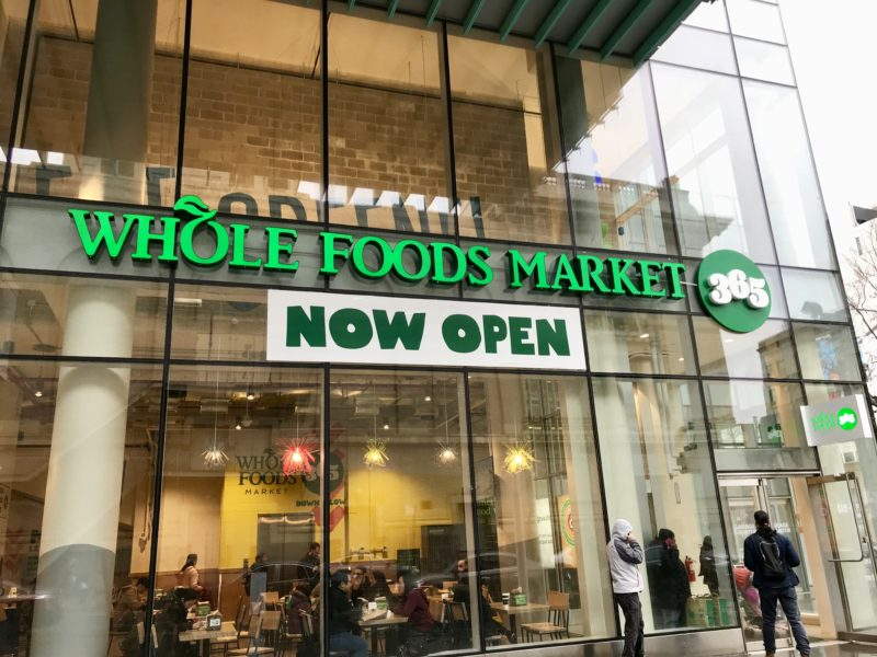 My Shopping Experience: Whole Foods Market 365 Fort Greene
