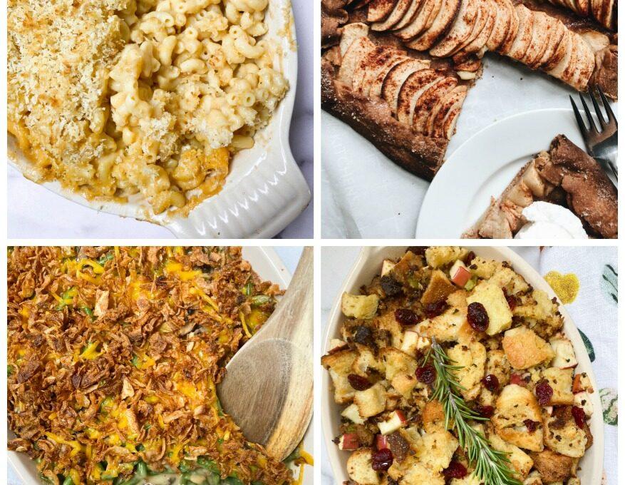 Thanksgiving Recipe Roundup